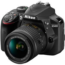 NIKON D3400 18-55mm VR Lens Kit Digital Camera